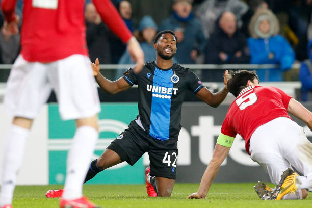 Emmanuel Dennis speaks about future at Club Brugge