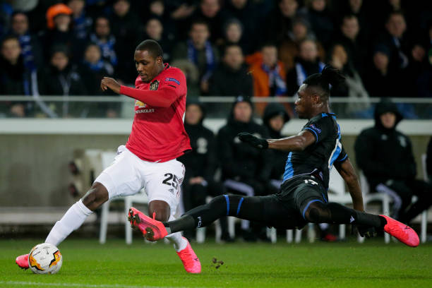 Ighalo not under pressure to deliver for Manchester United