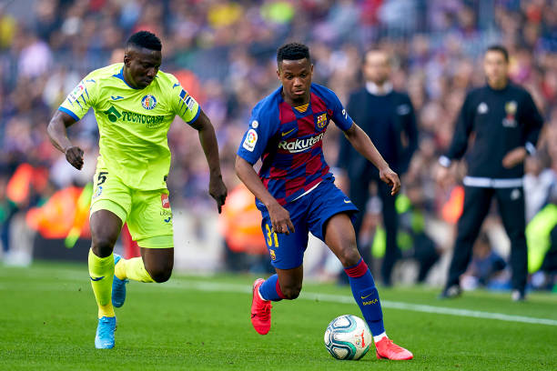 Etebo wants to remain in La Liga with Getafe
