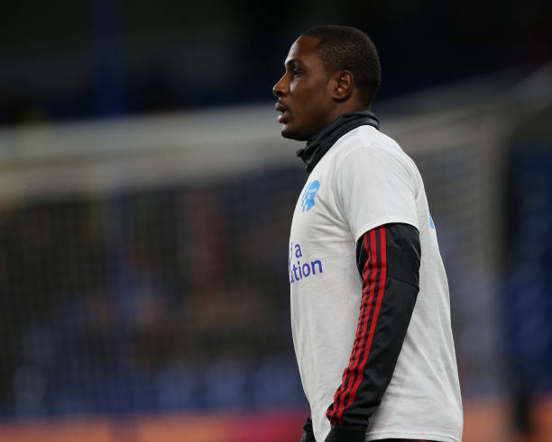Ighalo named as Substitute in Manchester United Europa League Match