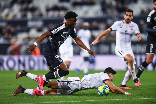 Hard Times at Bordeaux for Nigerian Duo Josh Maja, Samuel Kalu