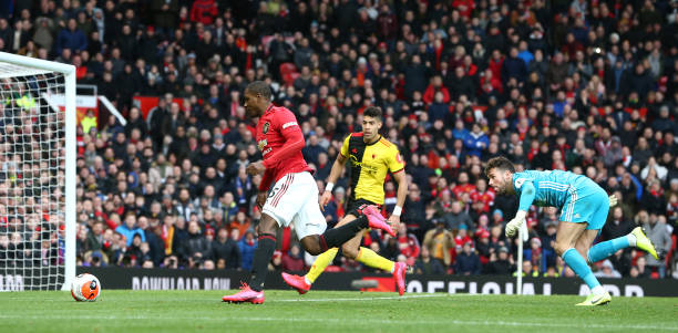 Manchester United Teammate Hope Ighalo Breaks goalscoring Duck