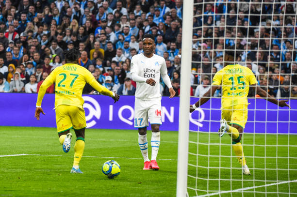 Marseille 1-3 Nantes: Comfortable Win for Simon Moses and Co to end Six-game Winless Run