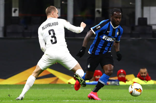 Victor Moses Stats Show He Can deliver Inter Milan the Europa League Title