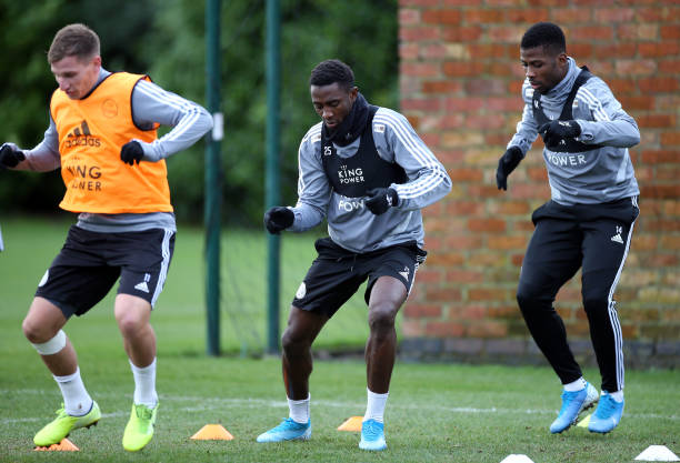 Leicester Boss Rodgers Confirms Ndidi will Manchester City Clash