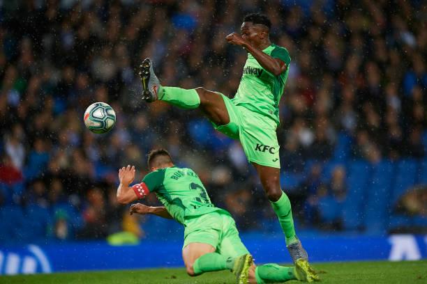 Omeruo, Awaziem Couldn't Help Relegation Battling Leganes avoid defeat to 10-men Celta Vigo