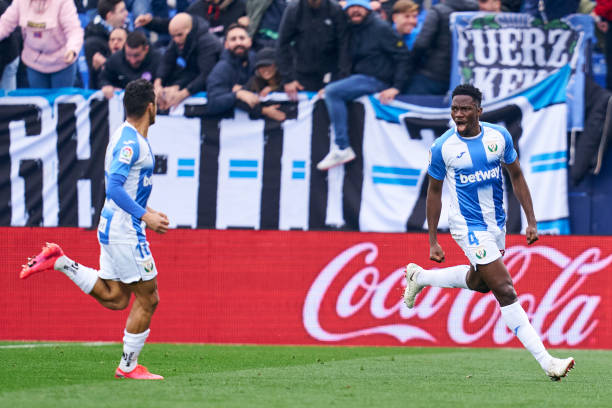 Pellegrino is the best coach I've worked with, says Omeruo