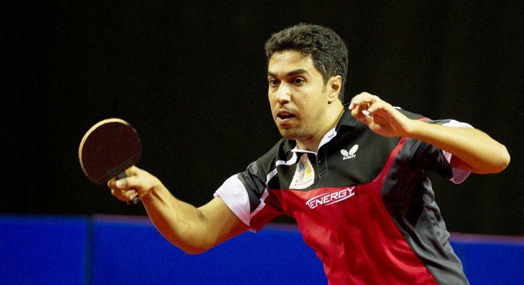 Egypt's Ahmed Saleh stuns Aruna Quadri to lift 2020 ITTF Africa Cup