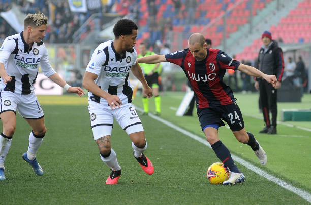 """Bologna 1-1 Udinese: Troost-Ekong and Co Frustrated in """"Bitter draw"""""""
