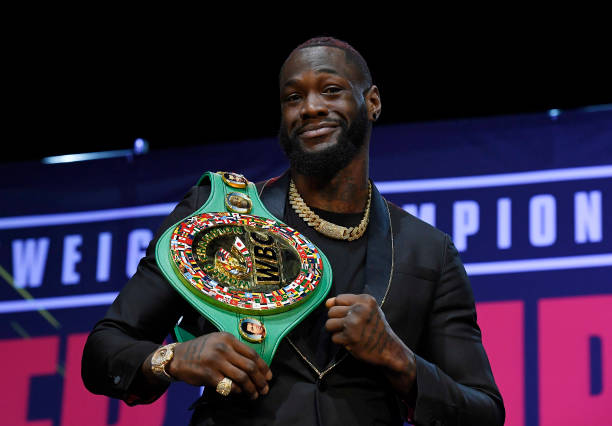 8 Things We Bet You Didn't Know About Deontay Wilder