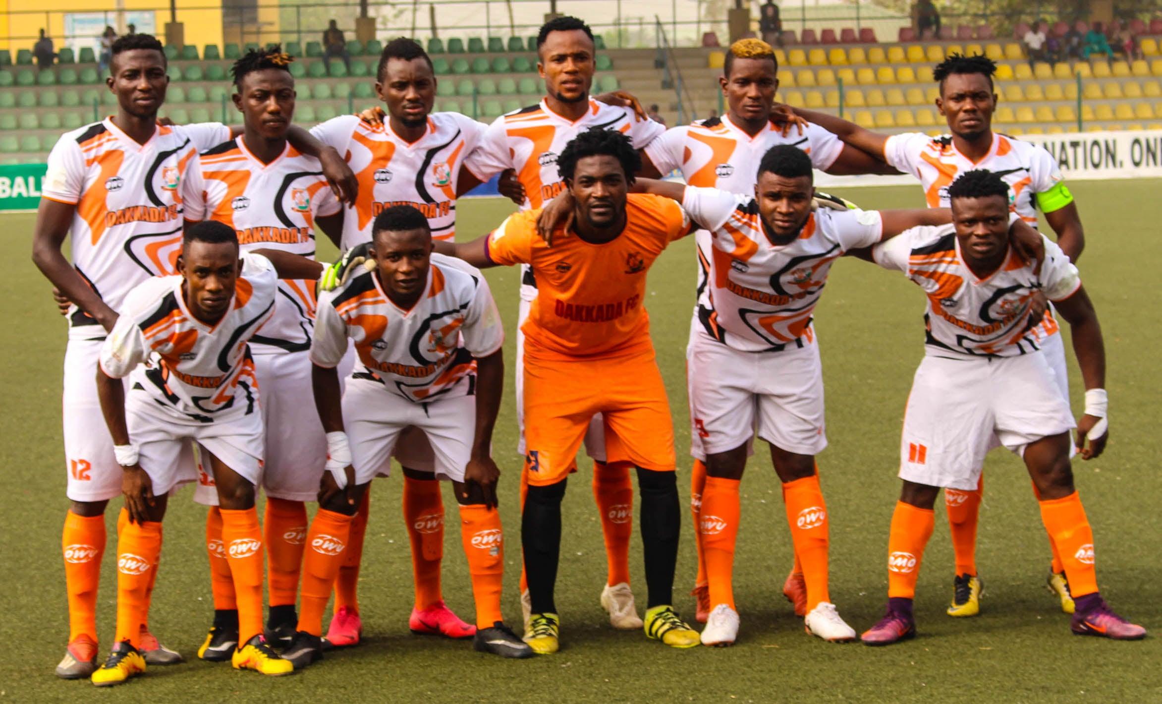 Covid-19, Unpaid allowances – Dakkada FC players are stranded in Uyo