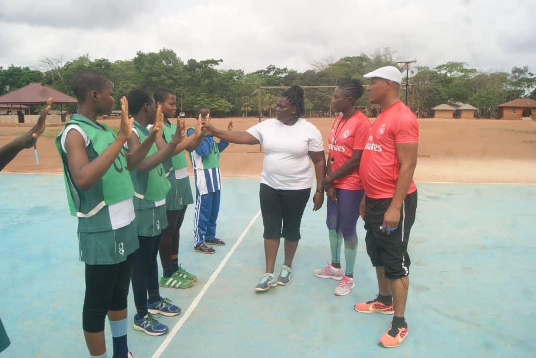 24 NIGERIANS GET NETBALL CERTIFICATION