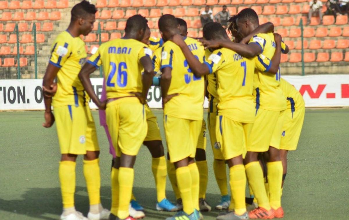 Adamawa United's boss Ibrahim Bariki confident of beating relegation