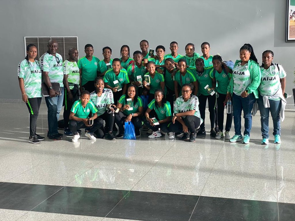 Flamingoes coach Olowookere urge Nigerians to pray for team ahead qualifier