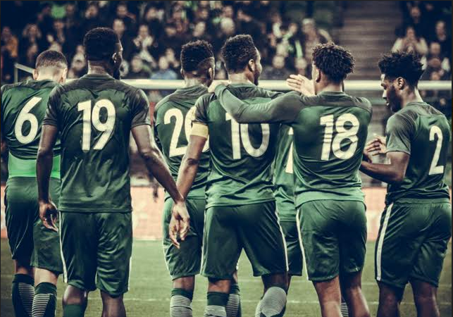 Rohr defends decision to prefer Foreign-based stars to NPFL players
