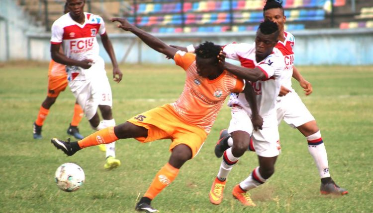 Samuel Kalu and Uche Onuoha hands FC Ifeanyi ubah slim win over Dakkada In Nnewi