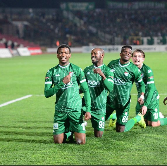 4 goals in 25 matches: Shehu Abdullahi becomes highest scoring Super Eagles defender in Europe