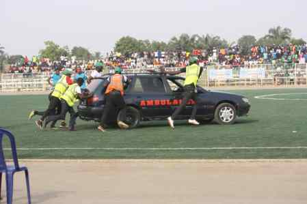 Sports Ministry, NFF ban NPFL Matches without Medical Equipment and Personnel
