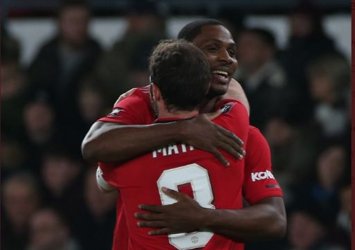 Ighalo credits Spanish trio for his quick adaptation at United dressing room