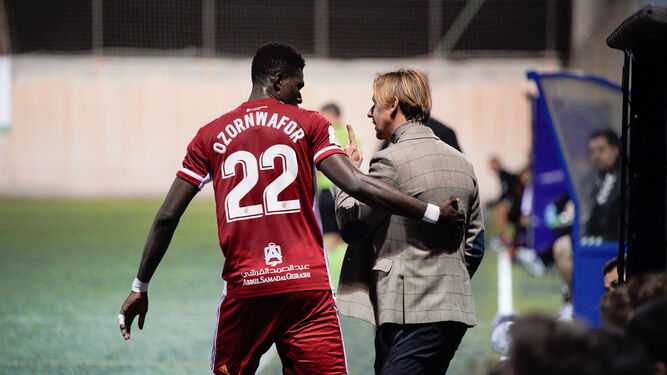 Coronavirus: Almeria defender Ozornwafor laments pain of self-isolation