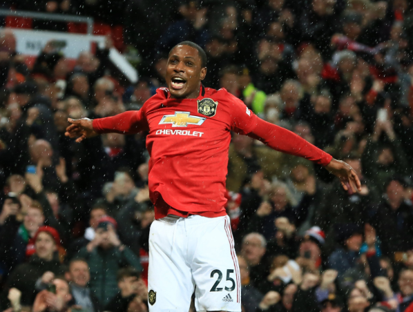 It's Victory for Odion Ighalo on His Manchester Derby Debut