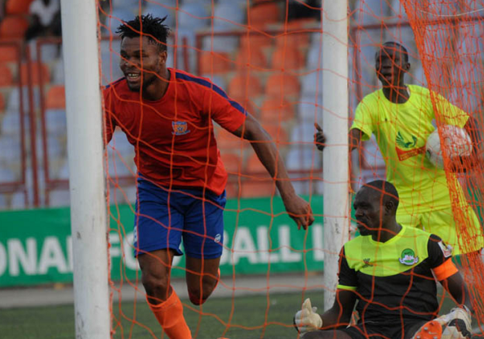 Abia regrets penalty miss against MFM