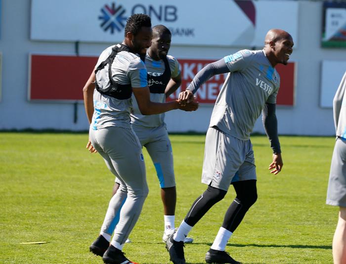 Trabzonspor Teammate says Mikel Obi is Legend
