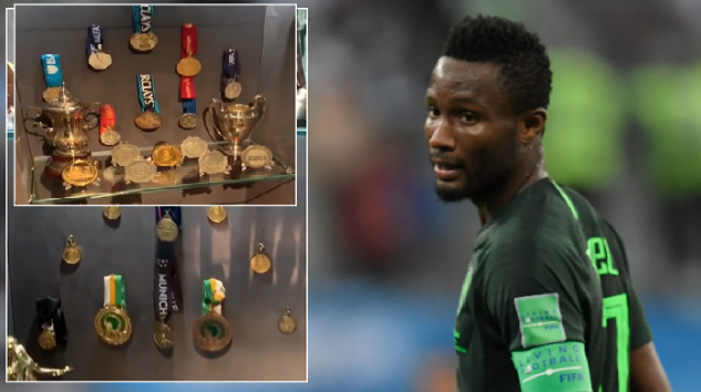Mikel Obi is the Greatest Nigerian Player – Amokachi