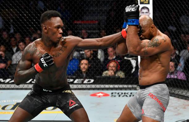 Israel Adesanya Successfully Defends UFC Title Against Romero