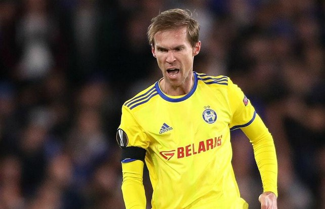 Alexander Hleb confirms decision to hang up the boots after 22 years of active football