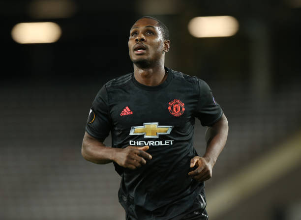 Ighalo admits training during the lockdown was strange and difficult