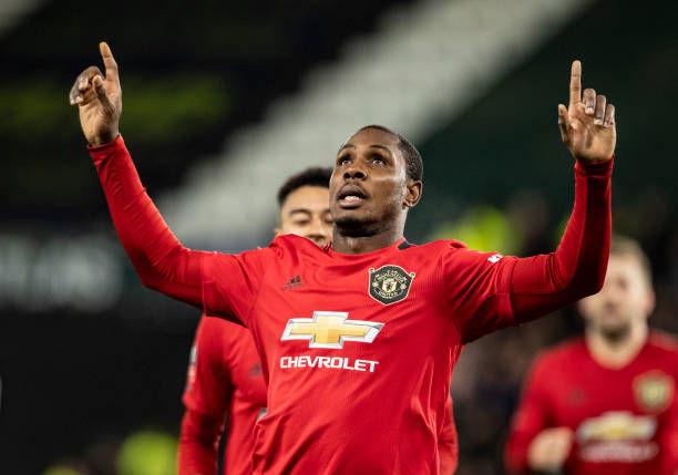 Kenya Adopts Odion Ighalo! Becomes First Kenyan to Play and Score for Manchester United