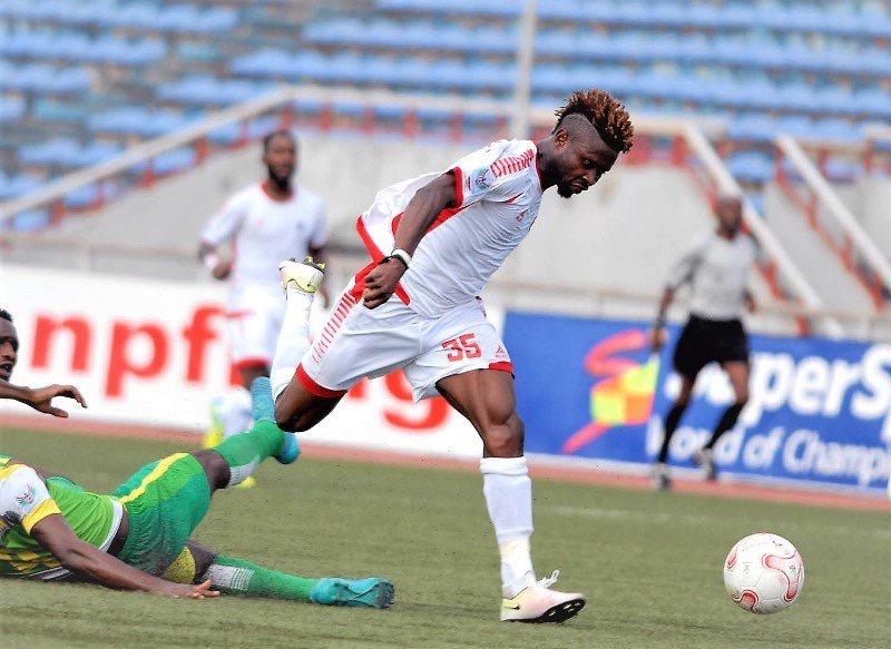 Kelvin Itoya mourns late teammate Ifeanyi George