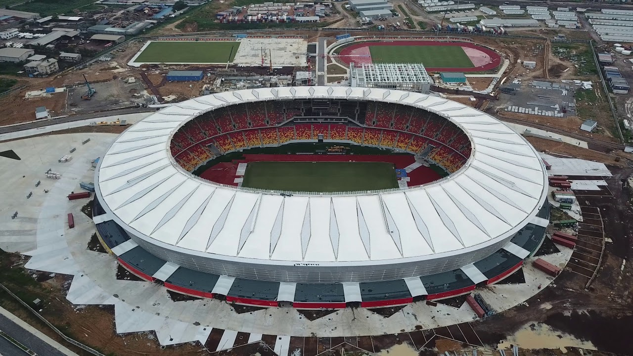 Cameroon's 50,000 Japoma Stadium to host First ever Single-match CAF Champions League final