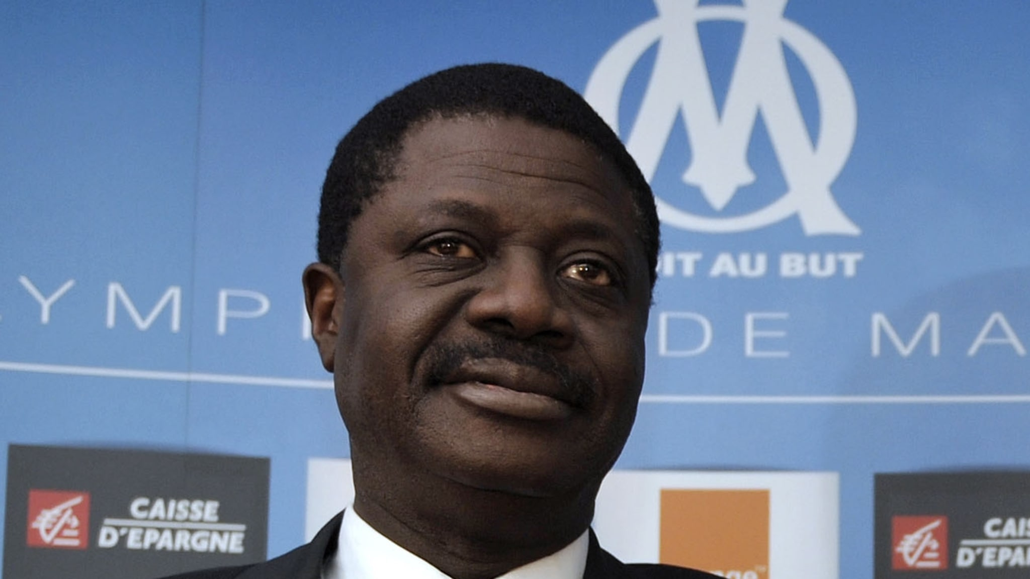 Former Marseille President Pape Diouf Dies Of COVID-19