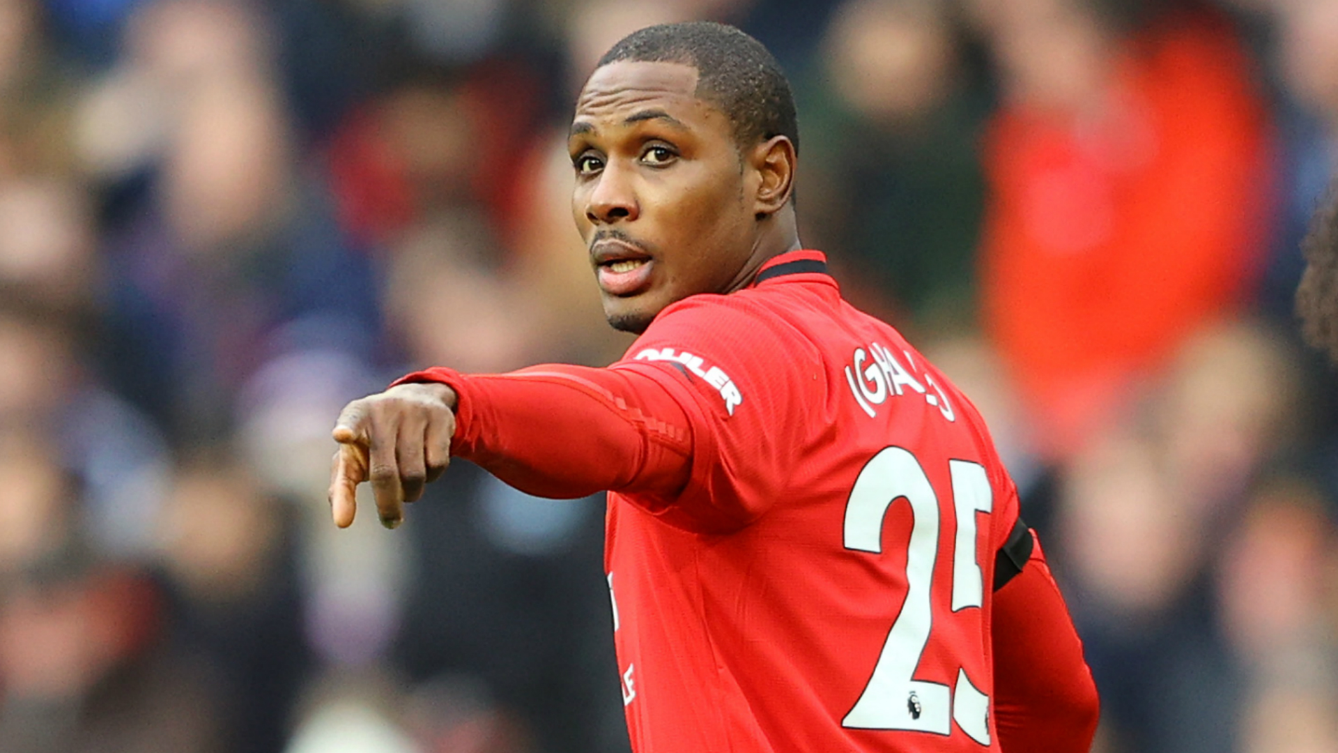 Ighalo urged to shun Shanghai Shenhua's N176m weekly deal for Manchester United