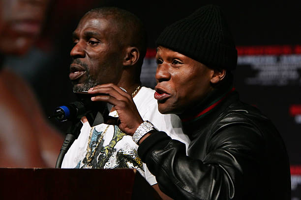 Roger Mayweather is Dead, Floyd Mayweather Jr. says it's a Big Loss for Boxing