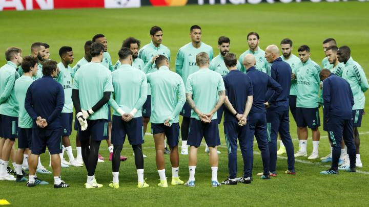 Coronavirus: Real Madrid Announce 20% Pay Cut For Players And Staff