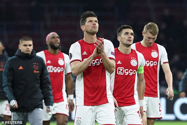 Coronavirus: KNVB says Eredivisie season likely over after government extends ban