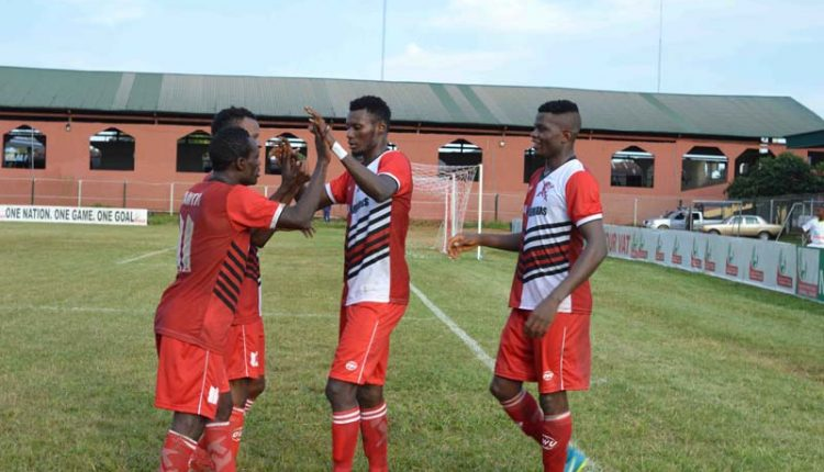 Abia warriors are not carried away yet – Samson