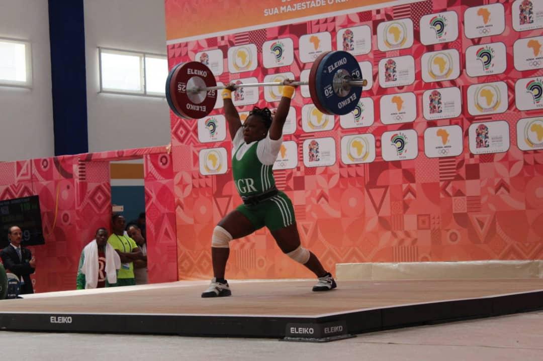 Nwankwo to lead Weightlifting Federation after Yahaya's demise – Olarinoye
