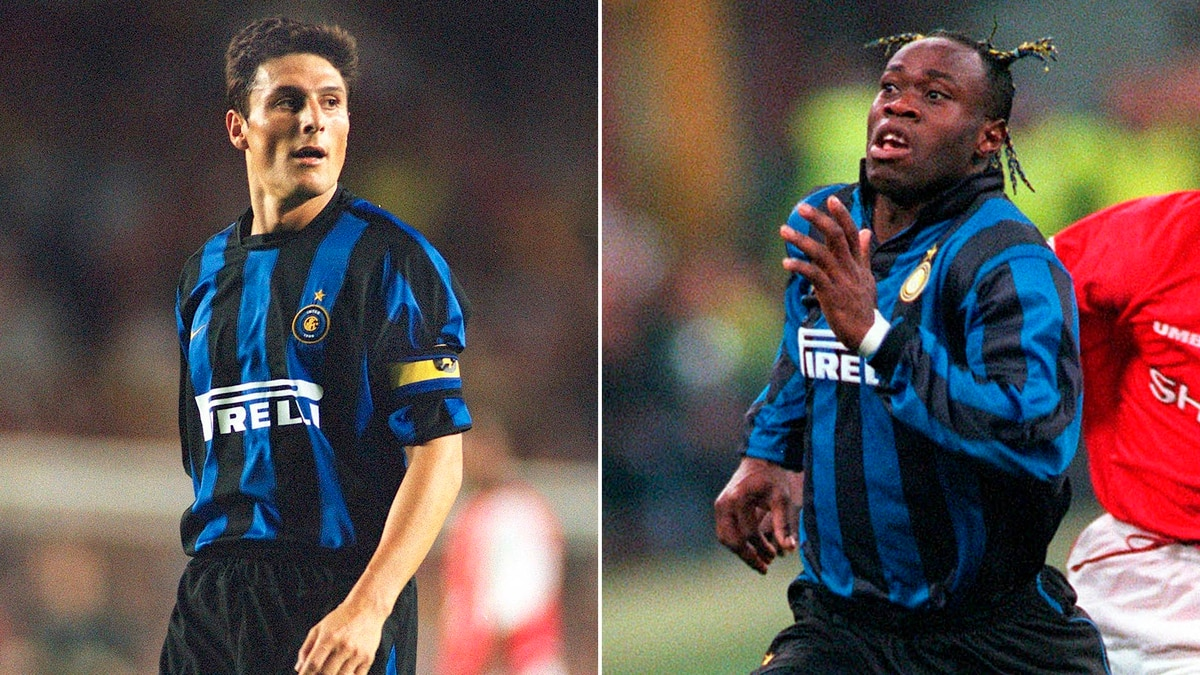 Zanetti makes shocking and hilarious revelation about former teammate Taribo West