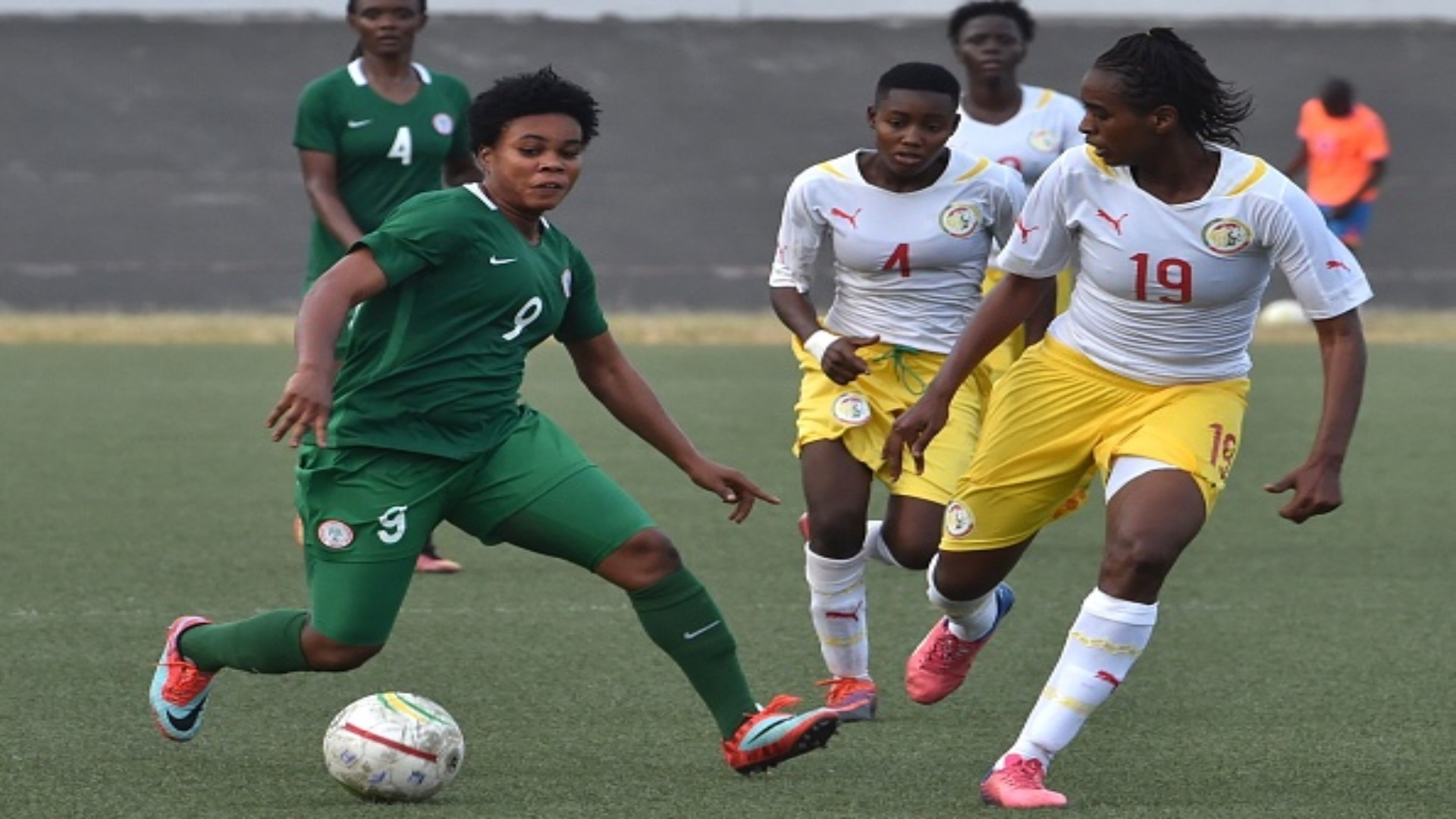 Chioma Wogu reveals the Bizzare reason for pursuing a career in football