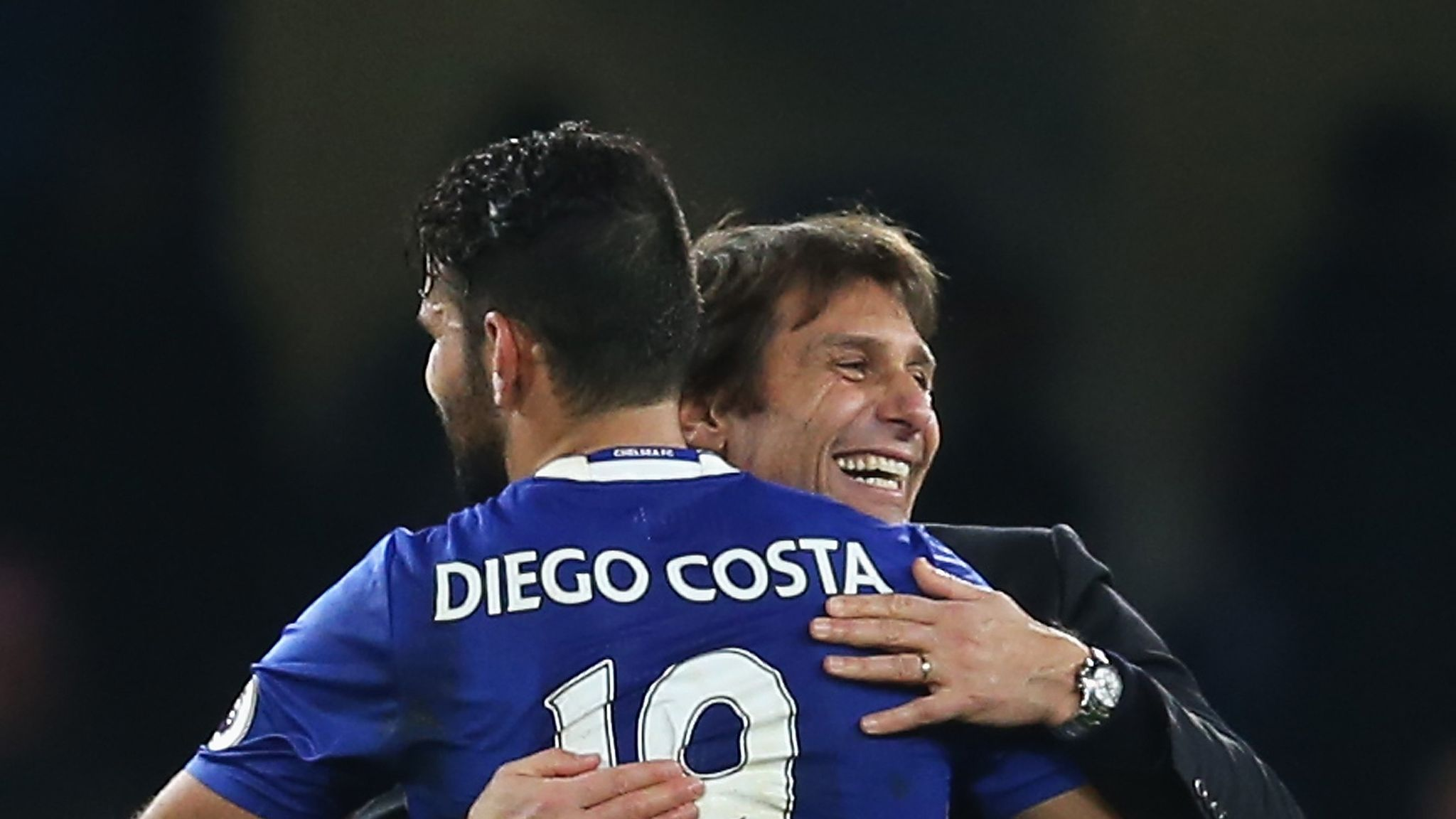 Conte won't last a season at Real Madrid – Costa