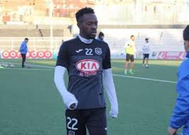 Ifeanyi Ifeanyi hopes COVID-19 end soon, speaks about situation in Uzbekistan