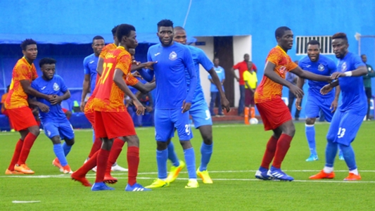 Adebayo recounts first continental experience with Enyimba