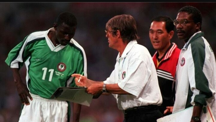 Bora Milutonovic was a Massive Mistake for the Super Eagles – Amokachi