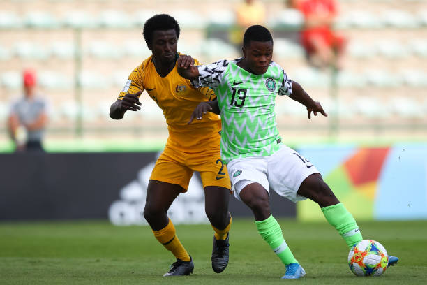 Hammarby Deal in place for Eaglets' 'Little Messi' Akinkunmi Amoo