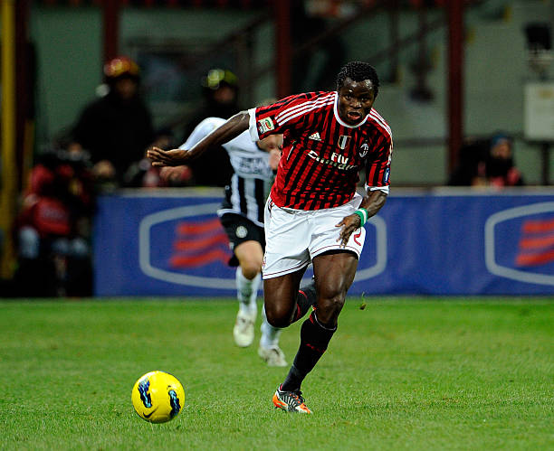 Taye Taiwo Talks About AC Milan Disappointment