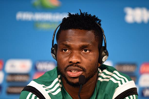 Pinnick tips Yobo for future Super Eagles coaching role